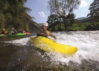 Школа каякинга kayak-N-roll г. Москва - Водный туризм