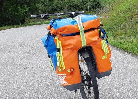 Герметичный велорюкзак Velo Pro