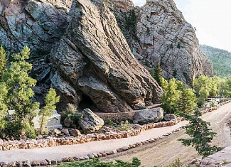 Йорг Верховен: как каска спасла меня на скалах